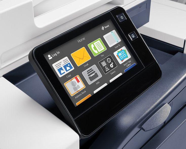 Xerox ConnectKey convierte los equipos de impresión tradicionales en asistentes inteligentes y conectados al lugar de trabajo.