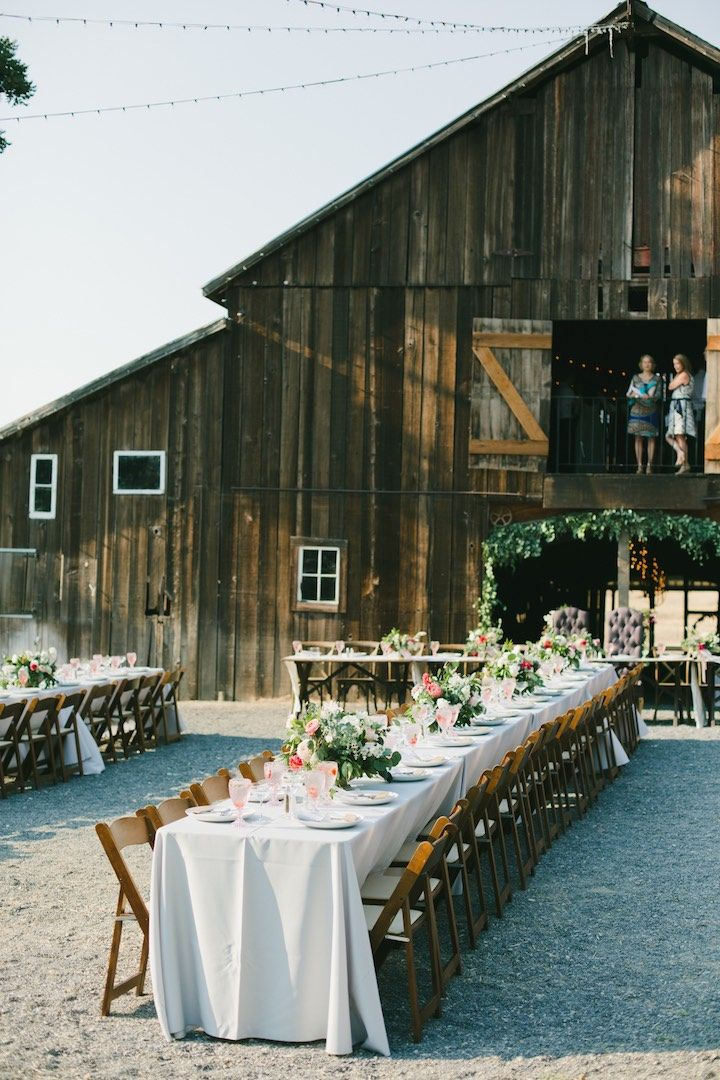 Featured Photographer onelove photography rustic wedding reception