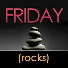 Friday rocks, Good promo for a special