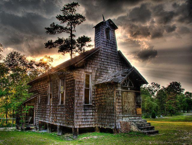 Halfway Creek Church ~ Halfway Creek, SC