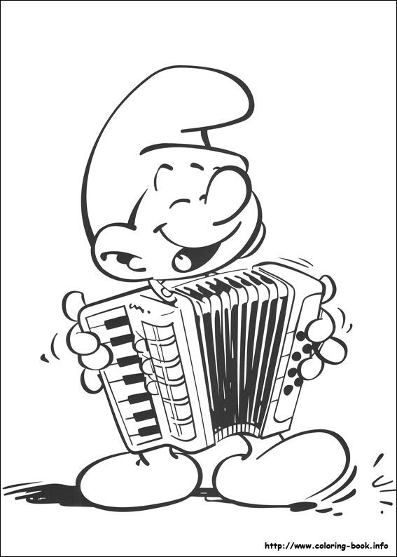 find this pin and more on the smurfs coloring pages by angelnegro30