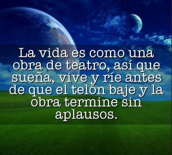 Quotes En Español De La Vida: La Vida Quotes. QuotesGram