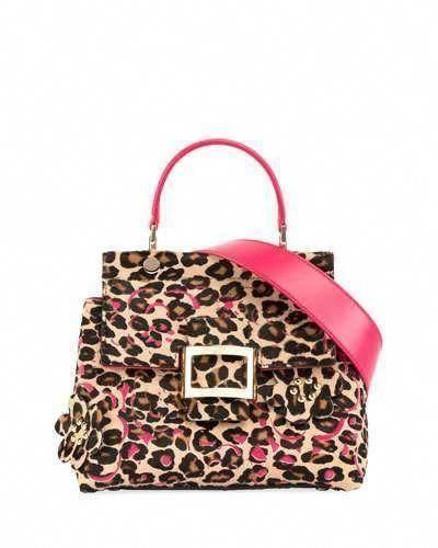 3097051b3d63 ROGER VIVIER Viv Cabas Mini Satchel Bag