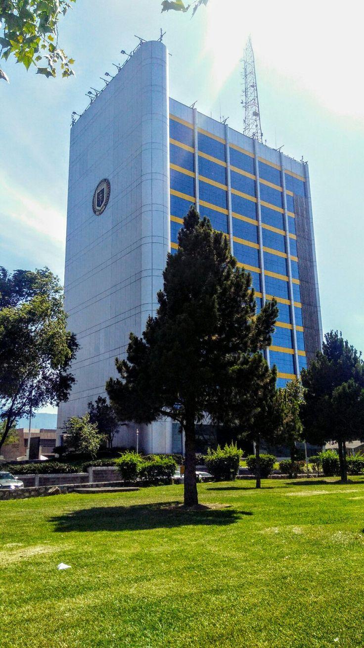 Rectoría, Universidad Autónoma de Nuevo León (UANL).