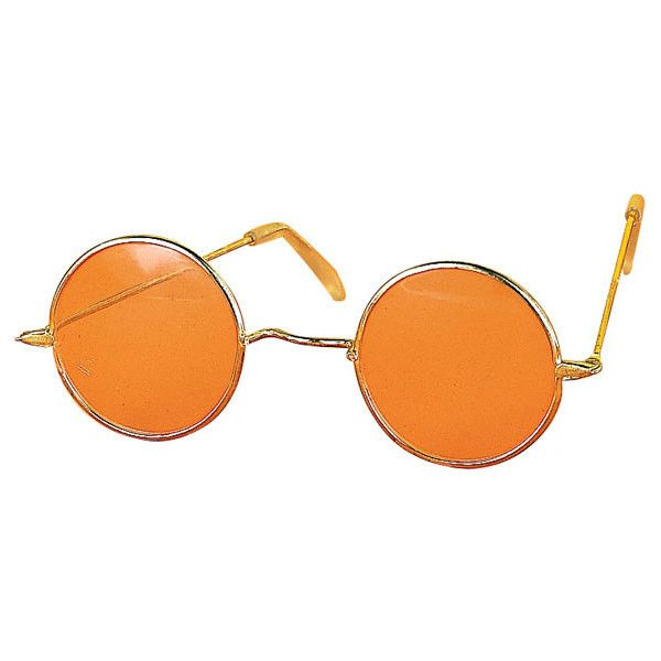 Hippie Tinted Glasses in Orange Hippie Costume Accessories (118.305 IDR) ❤ liked on Polyvore featuring accessories, eyewear, sunglasses, glasses, очки, fillers, hippy glasses, orange tinted glasses, hippie glasses and peace sign sunglasses