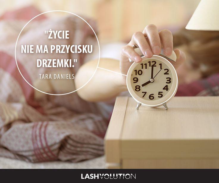 Taki przycisk przydałby się czasem. Prawda? #sentencje #złote_myśli #cytaty #kobieta #drzemka #życie #budzik