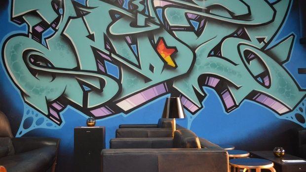 Redfern's newest RnB inspired watering hole, Hustle & Flow.