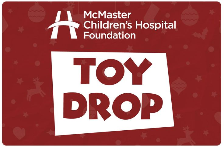 Make this holiday a special one for #HamOnt kids. Drop off toys today at Ron Joyce Children's Health Centre: http://bit.ly/2hmWnVZ