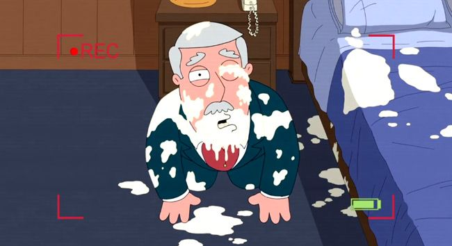 Family Guy Christmas episode gets very naughty  #familyguy #christmas #tv #cartoon #animation #sex #bukakke #moneyshot #parody #funny #CarterPewterschmidt #eggnog  http://l7world.com/2013/12/family-guy-christmas-episode-gets-naughty.html