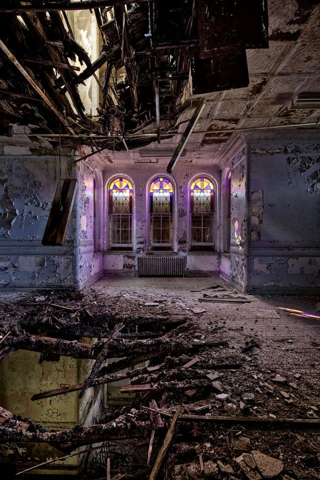 Best Abandoned Places Photography Images On Pinterest - Photographer captures abandoned worlds time forgot