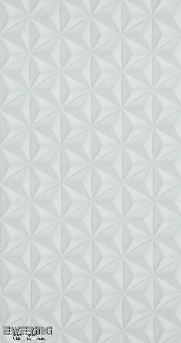 12-17365 Moods BN Tapeten graphisches Muster grau-blau Vlies