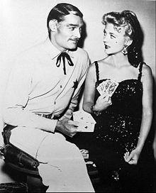 """Peggie Castle - actress in the 1950s. And here in her role as Lily Merrill in """"Lawman"""", TV show.  She died at age 45 from alcoholism."""