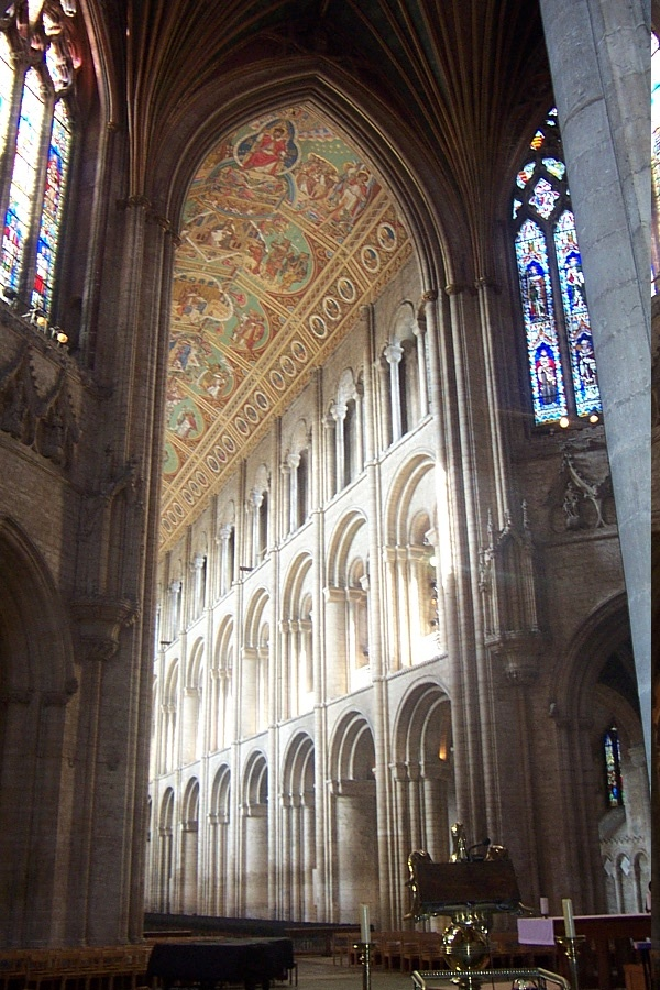 Ely Cathedral - one of the coolest places I've ever been.