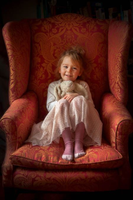 A portrait to remember the early years...  #hampshirephotographer  #childrensportraits