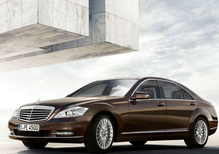 Technology on Wheels – Mercedes-Benz S-Class
