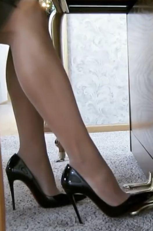 Silvia En De 2019TaconesPiernas Pin Zapatos Stillettos Sexys OPk8n0XNw