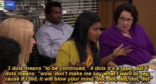 "You've been crowned the office text decoder. You don't take this honor lightly. | Community Post: 24 Signs You're Actually Kelly Kapoor From ""The Office"""