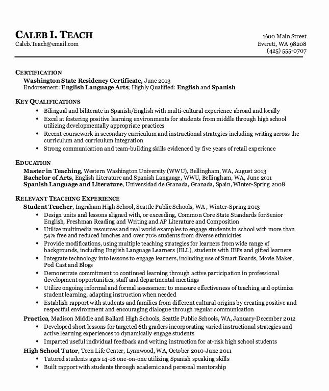 Tutor Job Description Resume Lovely Tutor Resume Template Example Document And Resume Teacher Resume Template Resume Template Examples College Resume