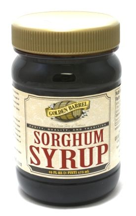 Sorghum Syrup - Sweeteners - Nuts.com ~ SImilar to molasses, but better! Needs no refrigeration.