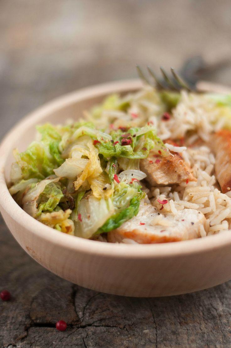 Bon, et si on mangeait un peu équilibré… - Saines Gourmandises... par Marie Chioca
