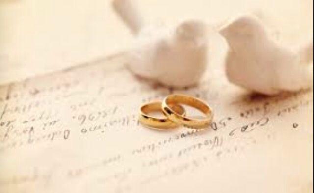Marriage signature
