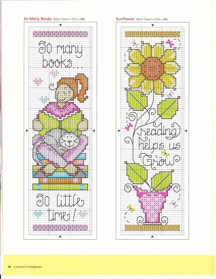 Bright bookmarks 3/3