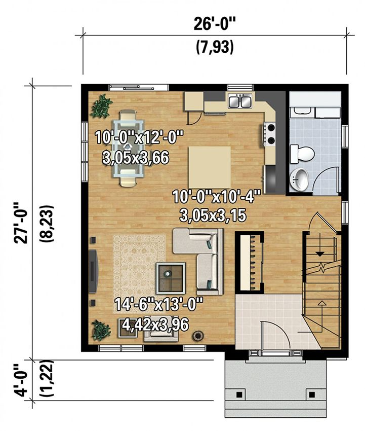 Superb Plan 80887PM: Two Story Northwest House Plan
