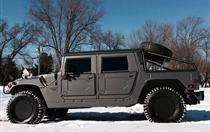 H1 Hummer dipped anthracite