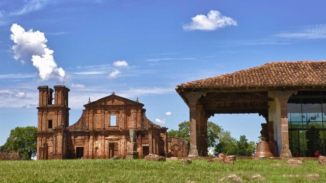 Ruinas Jesuíticas de São Miguel