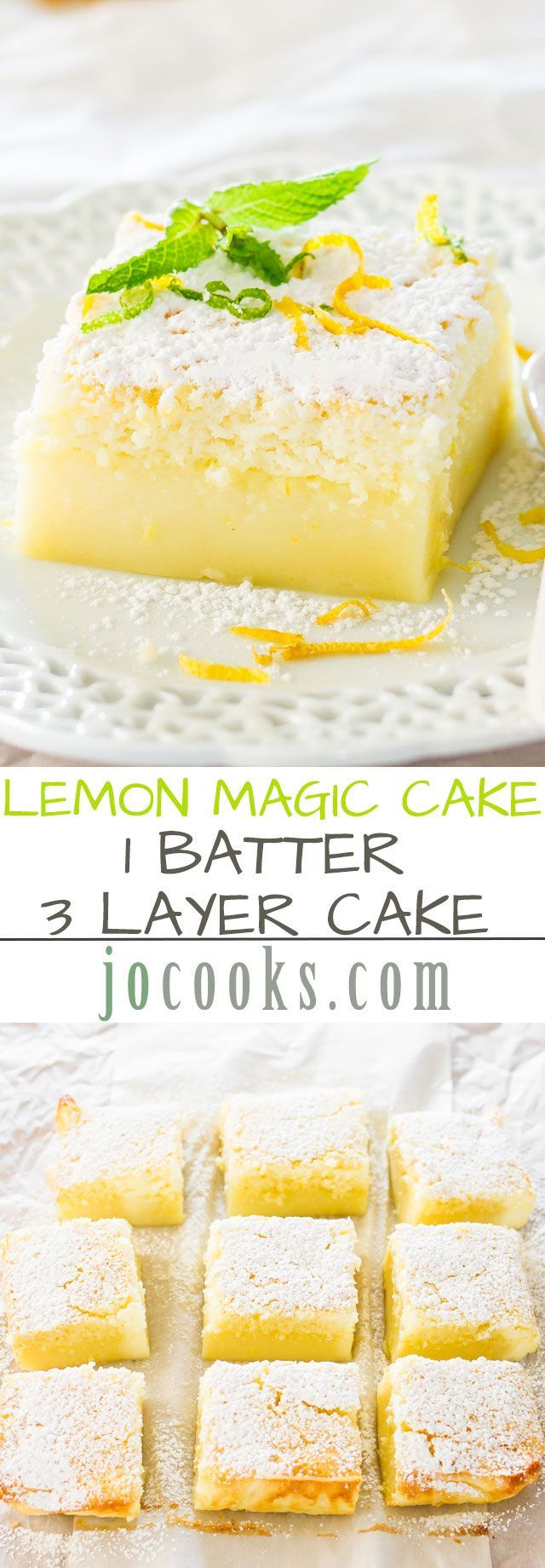 The BEST Easy Lemon Desserts and Treats Recipes – Perfect For Easter, Mother's Day Brunch, Bridal or Baby Showers and Pretty Spring and Summer Holiday Party Refreshments! Sweet Missy