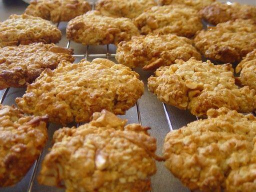 australische ANZAC koekjes