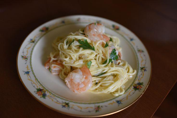 Pioneer Woman's Shrimp Scampi