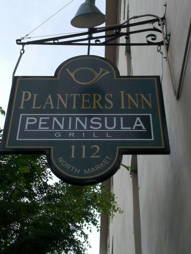 Peninsula Grill Planters Inn