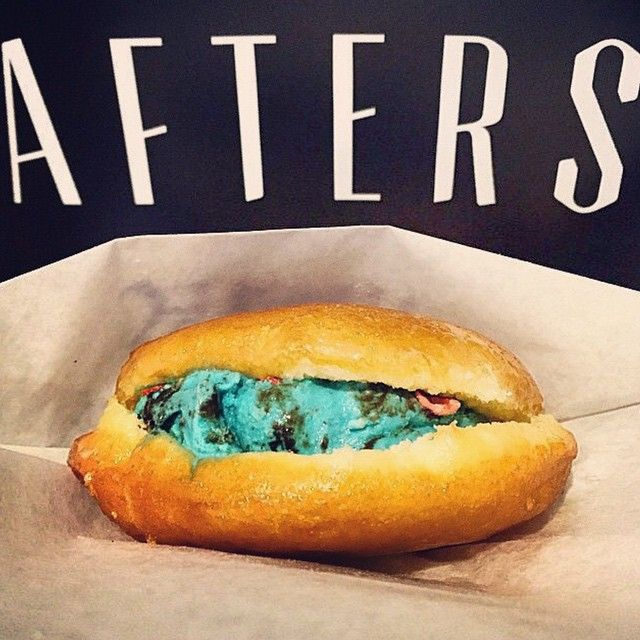 Afters - Milky Bun