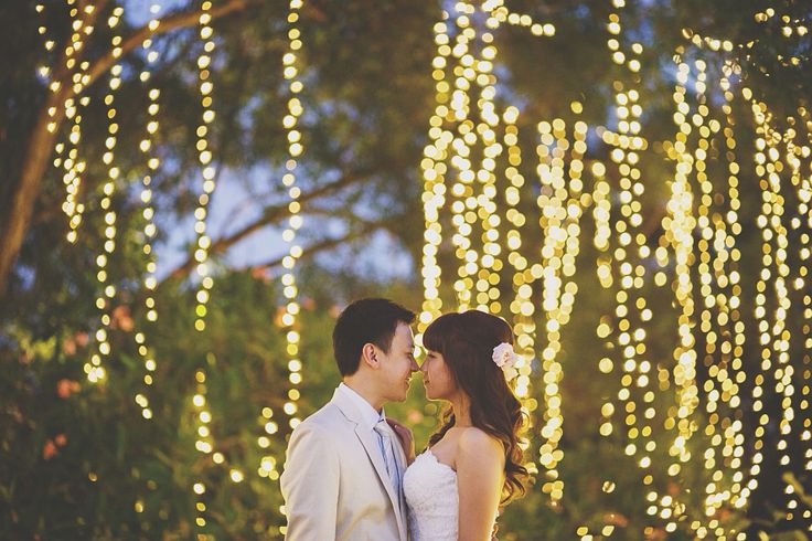 Love the fairylights at the background ❤️
