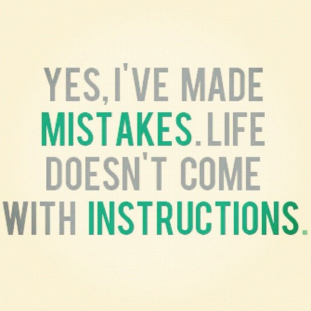 Mistake Quotes: 224 Best Images About Funny Quotes On Pinterest