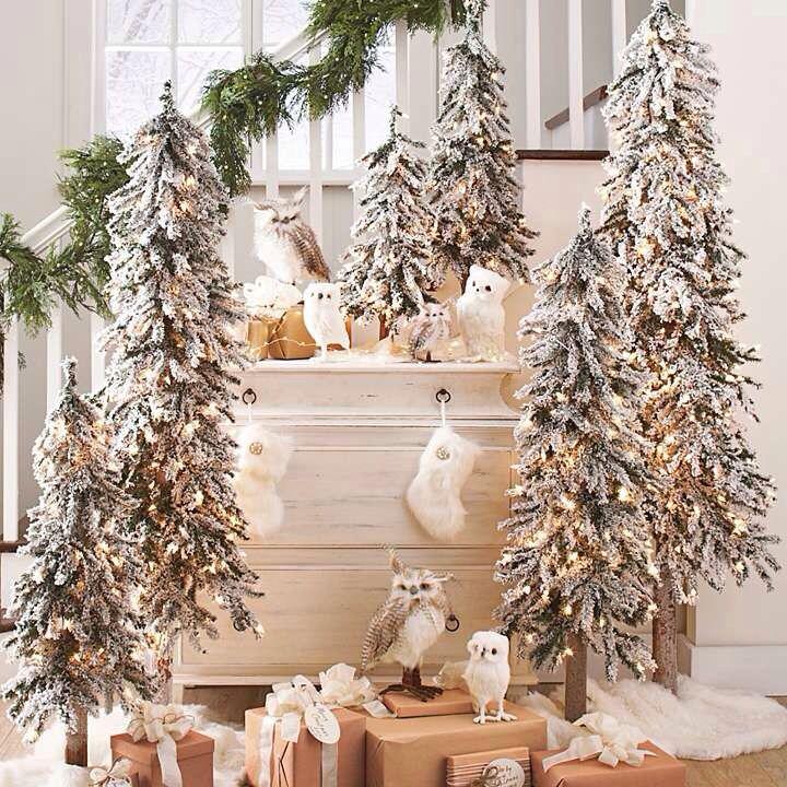 9 Slim Christmas Tree