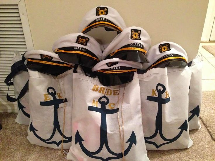 Personalized Bacherlorette Cruise Items on a Budget
