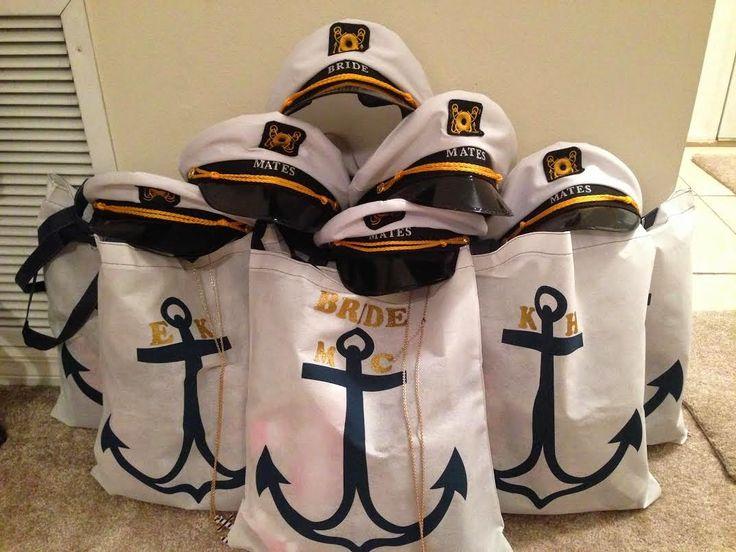 Personalized Bacherlorette Cruise Items on a Budget