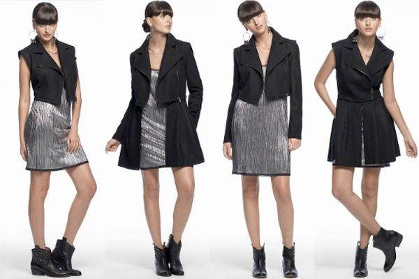 convertible clothing & Sustainable fashion - convertible-clothing that does double duty - convertible-clothing-rachel-roy