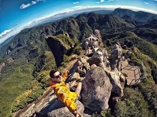 with @l.y.n.n.i  #thepinnacles #nzmustdo #newzealand #coromandel #pinnacleshut #nz #travel #theoutbound #wanderlust #hikers #outdoor #naturelovers #natgeotravel #nztravel #hikes #onthetop #mountains #mountaingirls #gopro #goprohero4 #hero4black #goplaces #goodshot #purenewzealand #besthikes #intothewild #onthetopoftheworld #roundtheworld #whataview