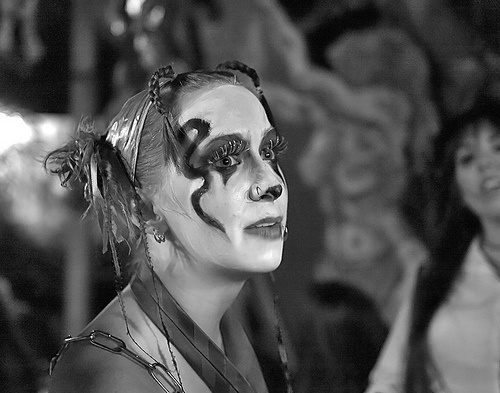 clown-ish: Theatrical Makeup, Clown Ish, Makeup Morgue