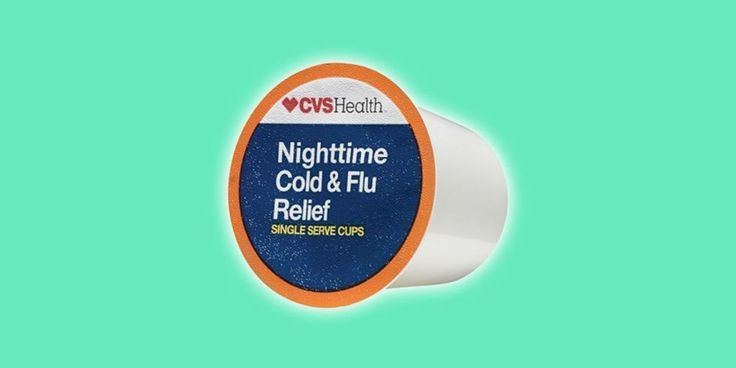 Just in case you weren't already in love with your machine.  CVS Nightime Cold & Flu Relief Keurig K-Cups