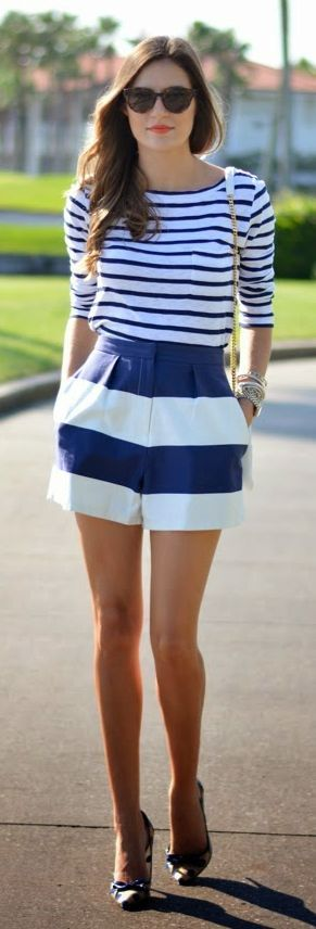 Stripes Game Streetstyle by The Quarter Life closet