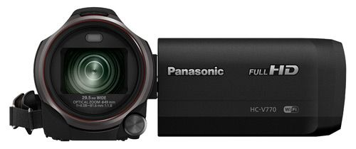 Panasonic HC-V770 Review