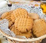 Тающее арахисовое печенье