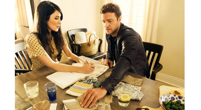 'Justin Timberlake to Design and Curate Home Line' - Oh JT! Is there nothing you can't do?!