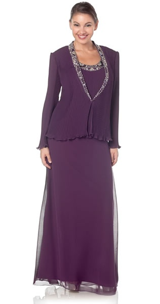 POLYUSA Formal Dresses For Prom And Homecoming Bridesmaid Cocktail Evening Plus Size Mother Of