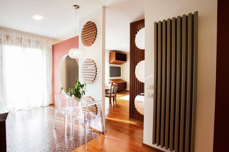 #Soho design Ludovica+Roberto Palomba. Light plays with geometries in this airy apartment in Cagliari, Sardinia, where our radiator Soho has been included as a protagonist in its architecture.  Project by architect Gianluca Pignataro (http://www.archilovers.com/gianluca-pignataro)  http://bit.ly/2hACMhf Photo credit: Luigi Corda (www.luigicorda.com) #Soho #PalombaSerafini #Project