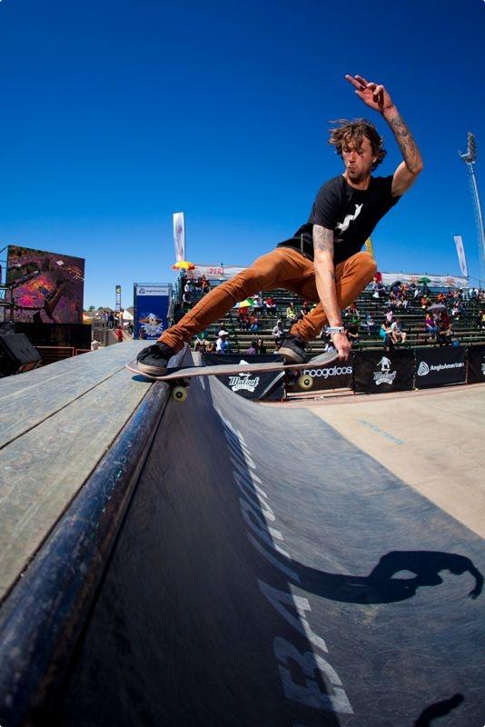 Mitch Rice, Johannesburg -
